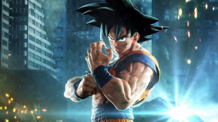 Jump Force - Goku isten formája is benne lesz bevezetőkép