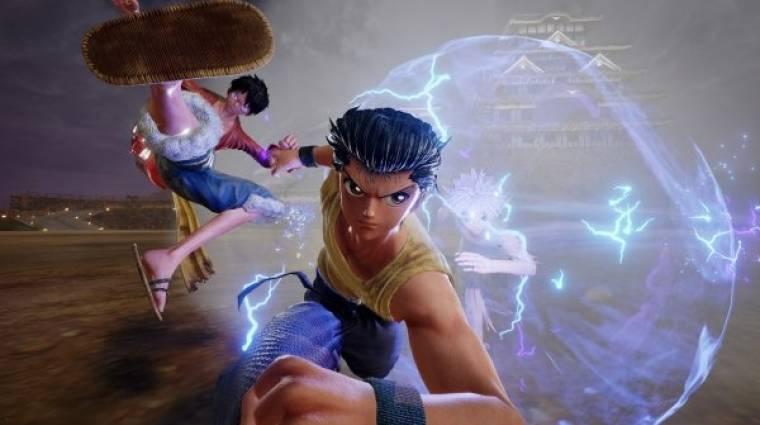 Jump Force - a Yu Yu Hakusho sem marad ki bevezetőkép