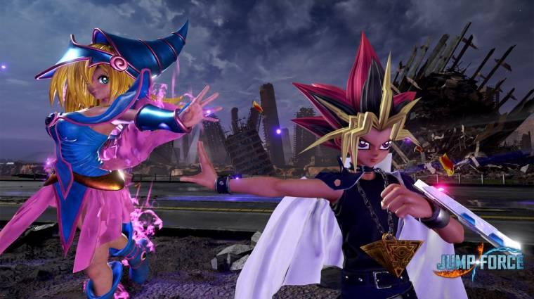 Jump Force - végre akcióban láthatjuk Yugit bevezetőkép