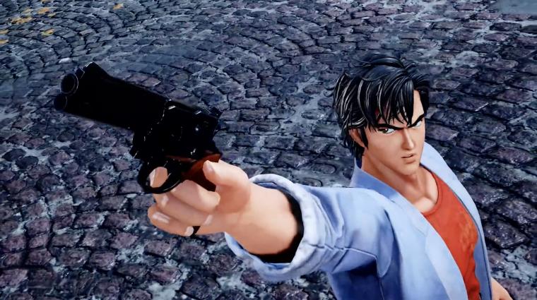 Jump Force megjelenés - Ryo és Kenshiro hozták a dátumot bevezetőkép