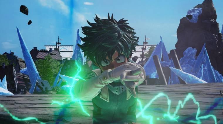 Jump Force - a My Hero Academia főhőse és mások is csatlakoztak bevezetőkép