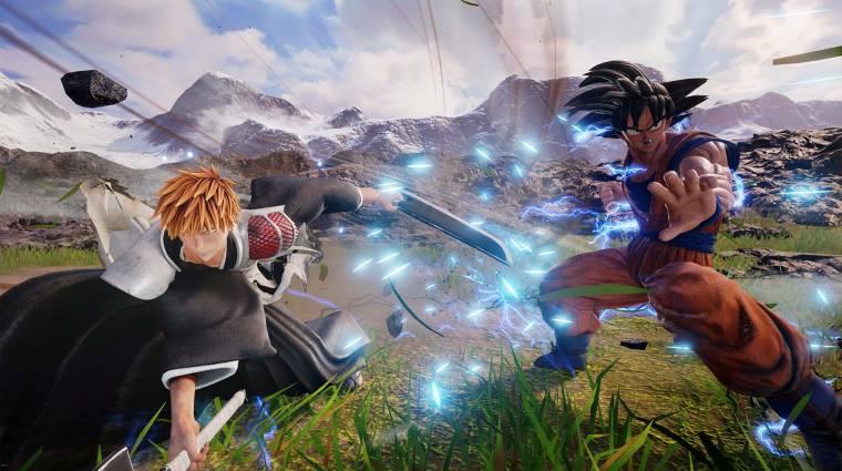Jump Force - nemsokára jöhet az első DLC bevezetőkép