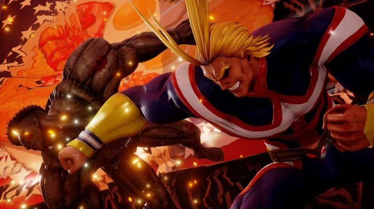 Jump Force - trailert kapott All Might, bemutatkoztak a DLC-karakterek bevezetőkép