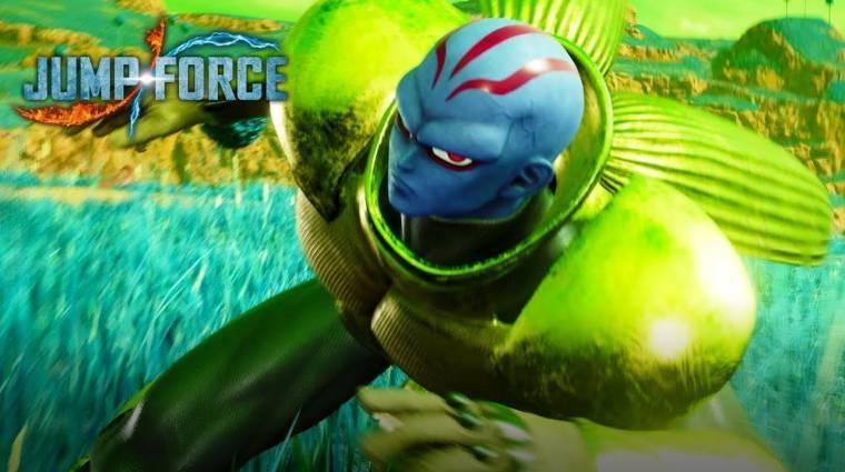 Jump Force - két új szereplővel bővül a játszható karakterek repertoárja bevezetőkép