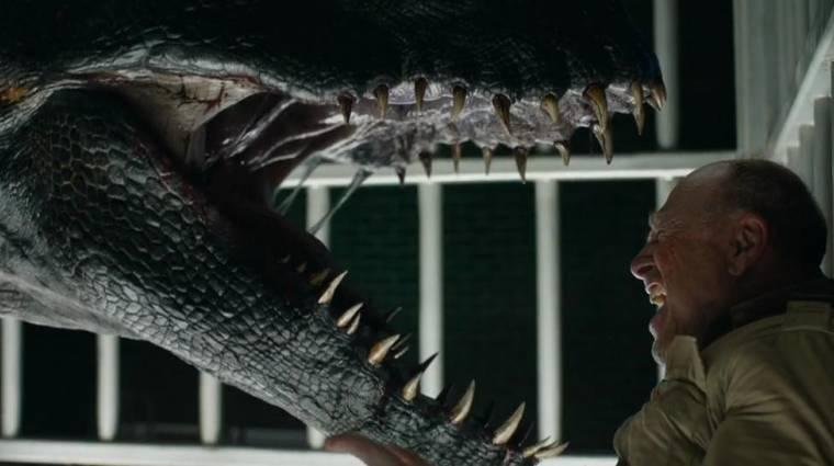 Kíváncsi vagy, milyen érzés lehet az, ha felfal egy dinoszaurusz? bevezetőkép