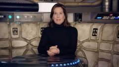 Milyen hatással lesz Bob Iger távozása a Lucasfilm fejére, Kathleen Kennedyre? kép