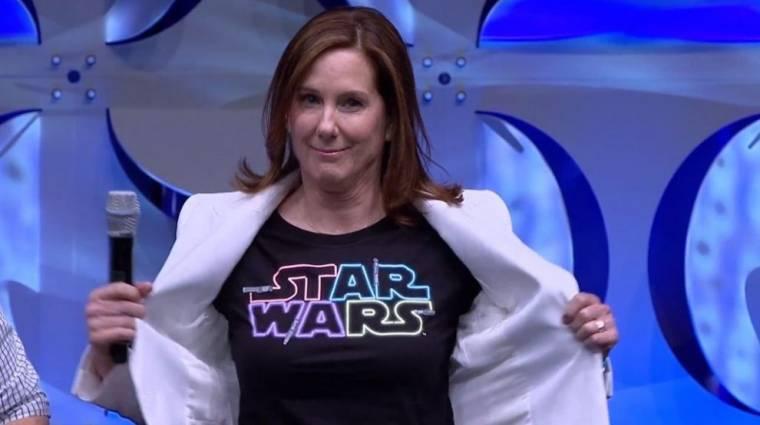Megvan, pontosan mikor távozik Kathleen Kennedy a Lucasfilm éléről? bevezetőkép