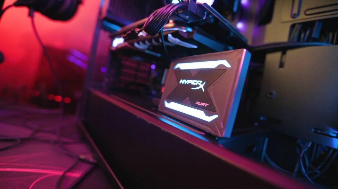 Világító SSD és konzolgyorsító? Ilyet is mutatunk a Computexről! kép