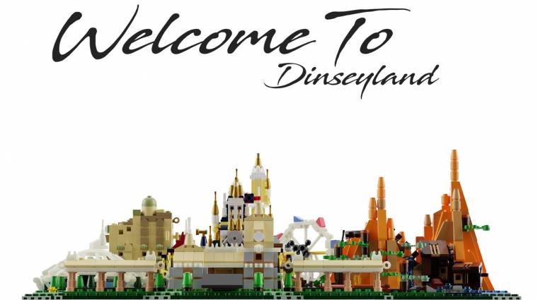 A LEGO Disneyland megvalósításához a te segítséged is kell bevezetőkép