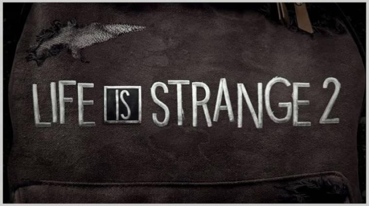 Life is Strange 2 - szeptemberben jön az első epizód, jött egy teaser bevezetőkép