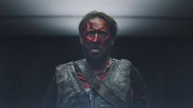 Mandy trailer - Nicolas Cage véres visszatérése kép