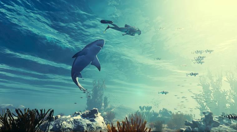 E3 2019 - új traileren a cápás RPG, a Maneater bevezetőkép