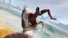 Ilyen lesz majd cápaként embereket zabálni kép