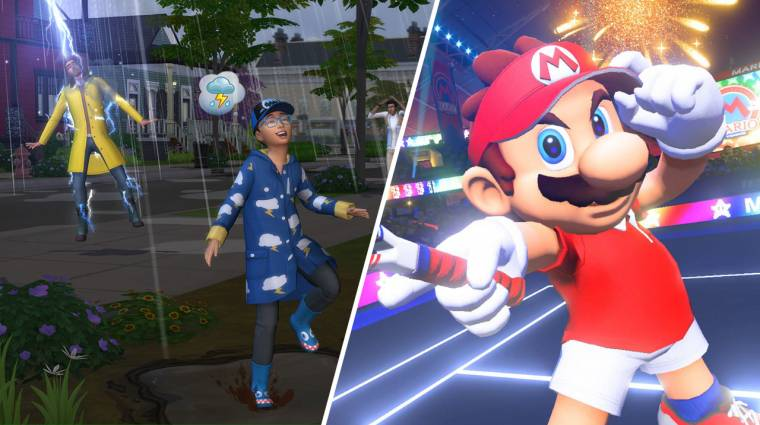 Mario és a Simek is sikeresen tértek vissza bevezetőkép