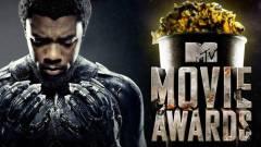 A Fekete Párduc győzedelmeskedett az MTV Movie Awardson kép