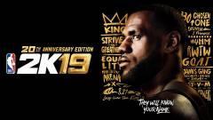 NBA 2K19 - LeBron James hangol a megjelenésre kép