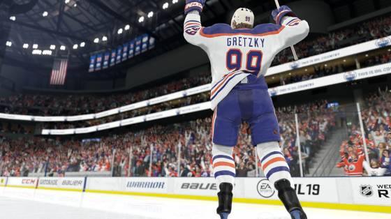 NHL 19 infódoboz