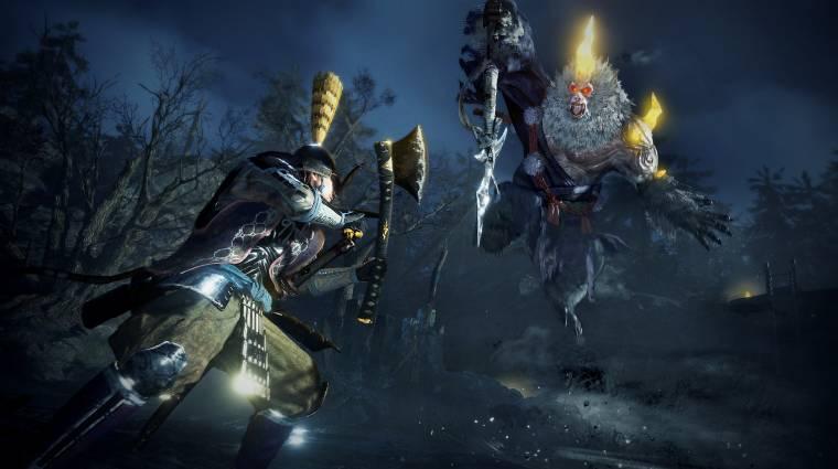 Bloodborne inspirálta fegyverosztály és látványos boss harc a legújabb Nioh 2 videóban bevezetőkép