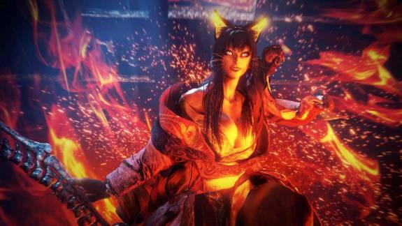 PlayStation 5-ön letépi az arcodat a Nioh 2 kép
