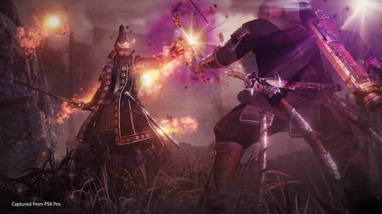 Ekkor debütál a Nioh 2 első nagyobb DLC-je bevezetőkép
