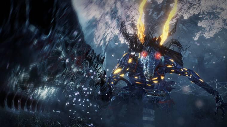 PC-re és PlayStation 5-re is megjelenik a Nioh 2 bevezetőkép