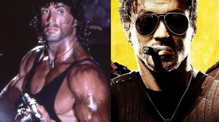 A Rambo 5 miatt késhet a Feláldozhatók 4 kép