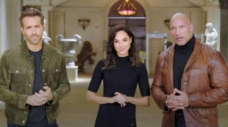 Ízelítőt kapott a Netflix 2021-es filmfelhozatala kép