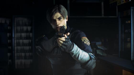 Resident Evil 2 Remake infódoboz