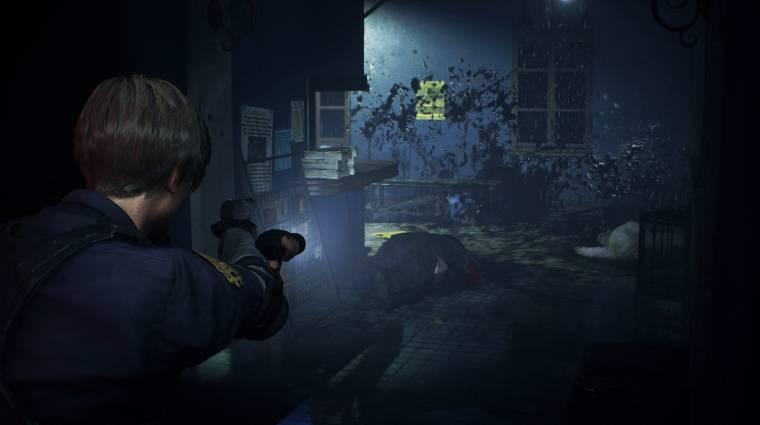 A Resident Evil 7 óta nem nyitott olyan jól Capcom játék, mint a Resident Evil 2 bevezetőkép