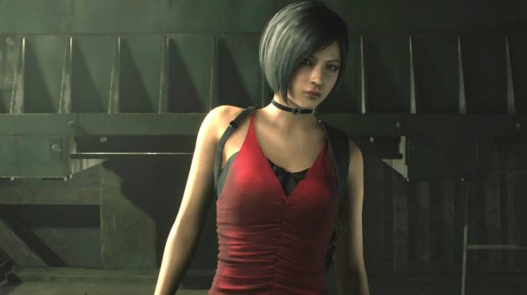 Íme egy tökéletes Ada Wong cosplay bevezetőkép