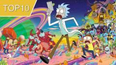 Top 10 - a tíz legjobb Rick és Morty epizód szerintem kép