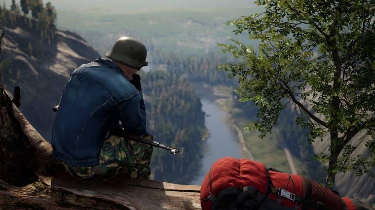 E3 2018 - új trailert kapott a Croteam túlélőjátéka, a SCUM bevezetőkép