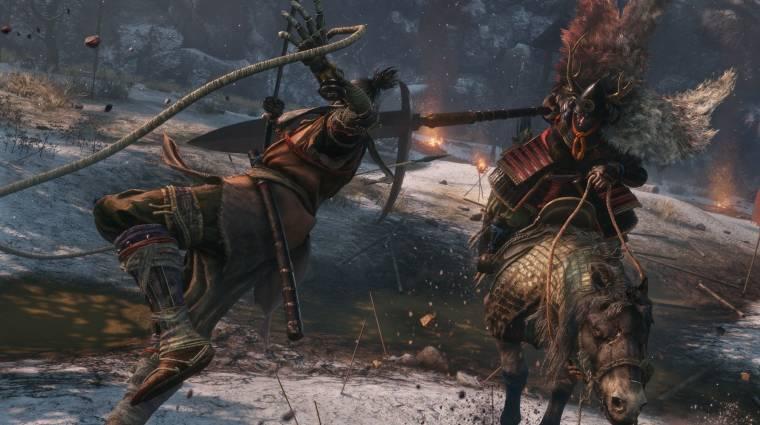 Sekiro: Shadows Die Twice - egy mod lehetővé teszi, hogy csak a bossokkal kelljen harcolnunk bevezetőkép
