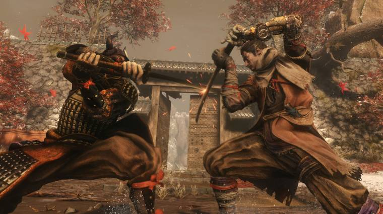 Sekiro: Shadows Die Twice - egy új moddal a Bloodborne harcrendszere szerint küzdhetünk bevezetőkép