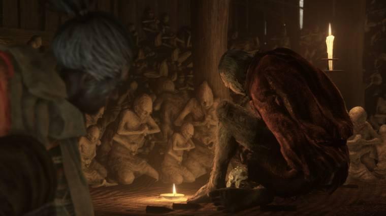 Sekiro: Shadows Die Twice - kivágott tartalmakra bukkant egy játékos bevezetőkép