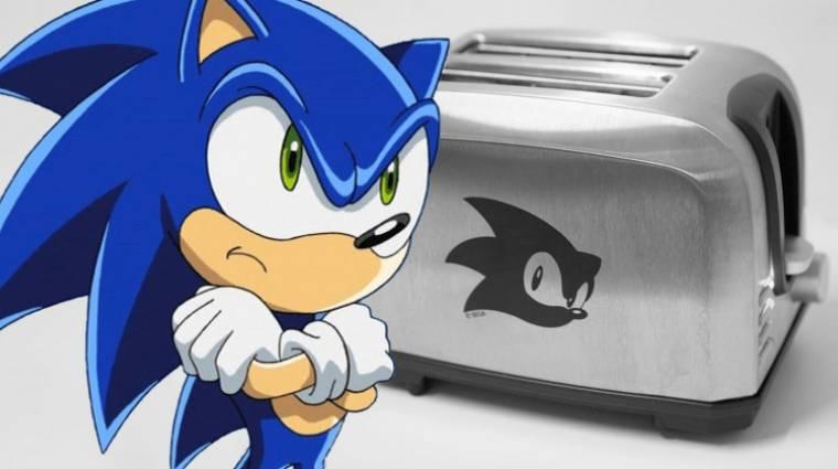 Érkezik a Sonic kenyérpirító bevezetőkép