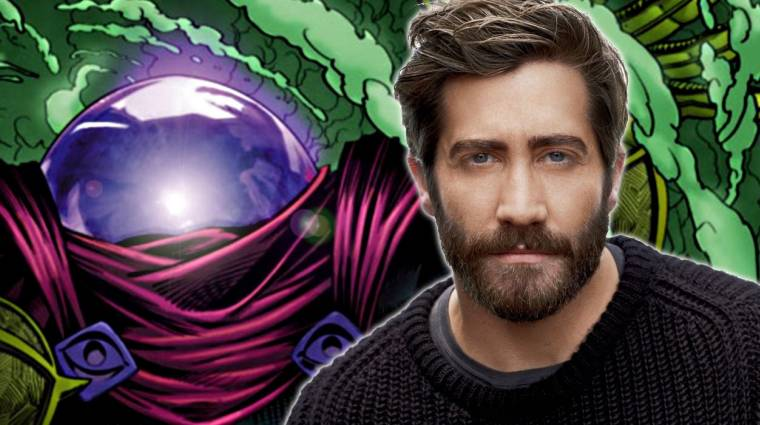 Íme Jake Gyllenhaal a Pókember: Idegenben forgatásán kép