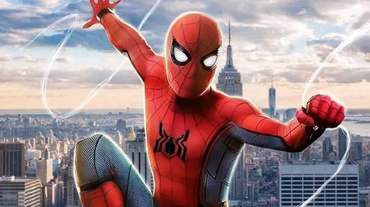 BRÉKING: Megérkezett a Pókember: Idegenben első előzetese! kép