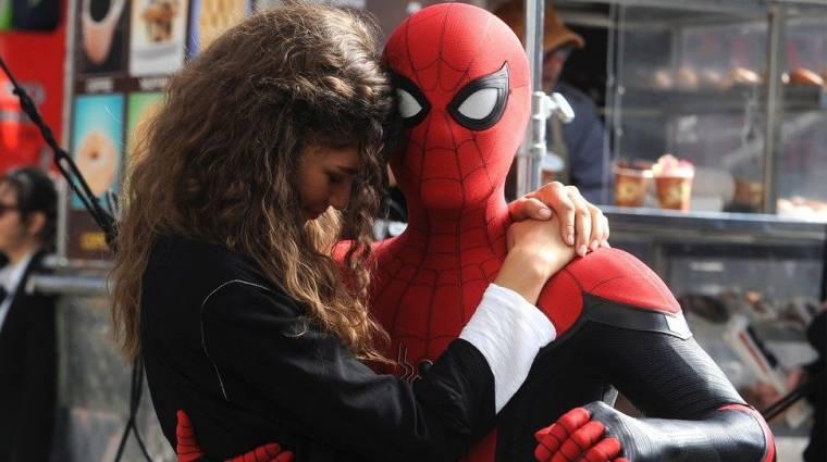 Minden összeér: a Marvel képregényes univerzumában is van egy Zendaya nevű színésznő bevezetőkép
