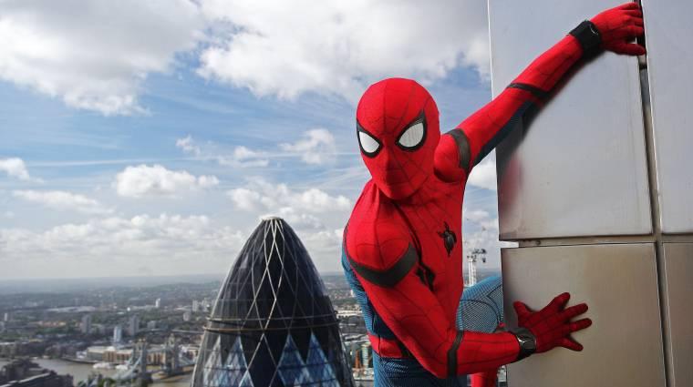 Tom Holland be volt csípve, amikor megmentette Pókembert bevezetőkép