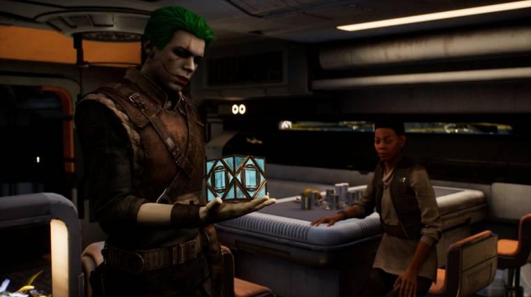 Várható volt, hogy a Star Wars Jedi: Fallen Order hőse Jokerré válik bevezetőkép