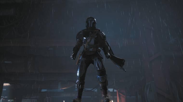 Így kerül a The Mandalorian főszereplője a Star Wars Jedi: Fallen Orderbe bevezetőkép