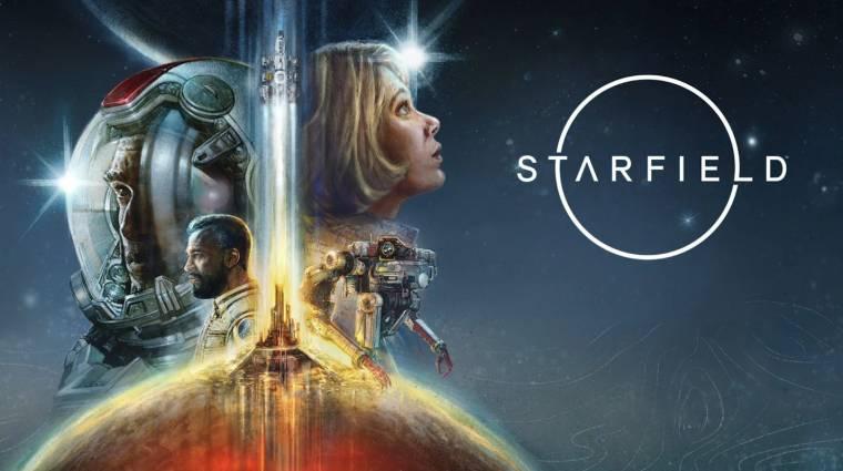 Kiszivárgott a Starfield előzetes és a megjelenési dátum bevezetőkép