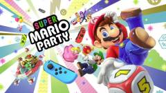 E3 2018 - a Super Mario Party vérbeli többjátékos móka lesz kép