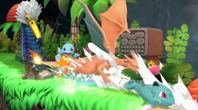 Super Smash Bros. Ultimate - cuki kis extrát kapnak a Pokémon: Let's Go! játékosok bevezetőkép