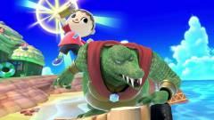 Gamescom 2018 - Snake és King K. Rool csapnak össze az új Super Smash Bros. Ultimate videóban kép