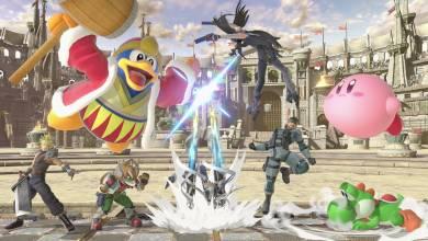 Super Smash Bros. Ultimate - az új trailerekben mindenki elszáll