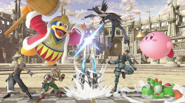 Hat új DLC karakter érkezik a Super Smash Bros. Ultimate felhozatalába bevezetőkép