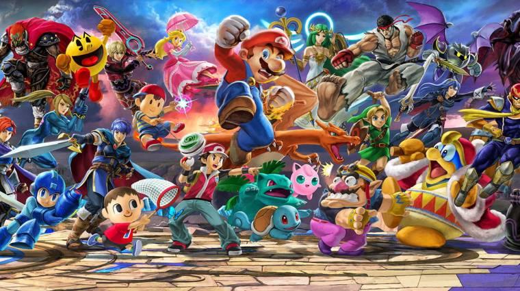 Super Smash Bros. Ultimate - kiszivárogtak a DLC karakterek nevei? bevezetőkép