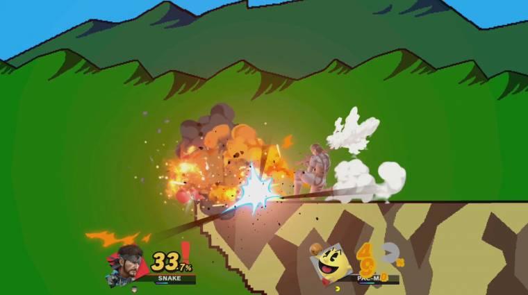 Két Super Smash Bros. játékos az arénán kívül is összeverekedett bevezetőkép